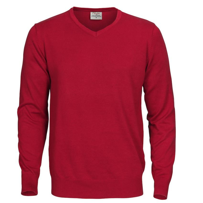 Sweater Heren red
